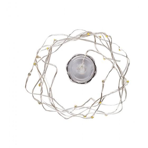 LUZ LED DE 1 METRO 20LUCES